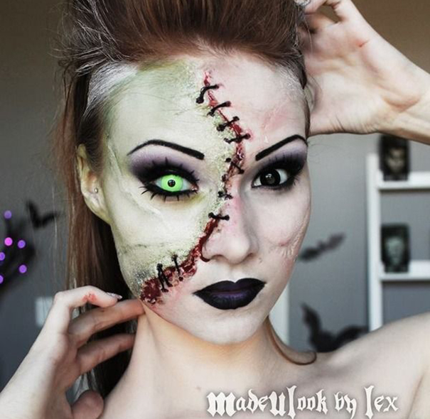 Halloween makeup inspirations
