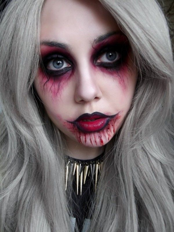 MAKEUP INSPIRATIONS FOR THE HALLOWEEN EMANON KELLEY