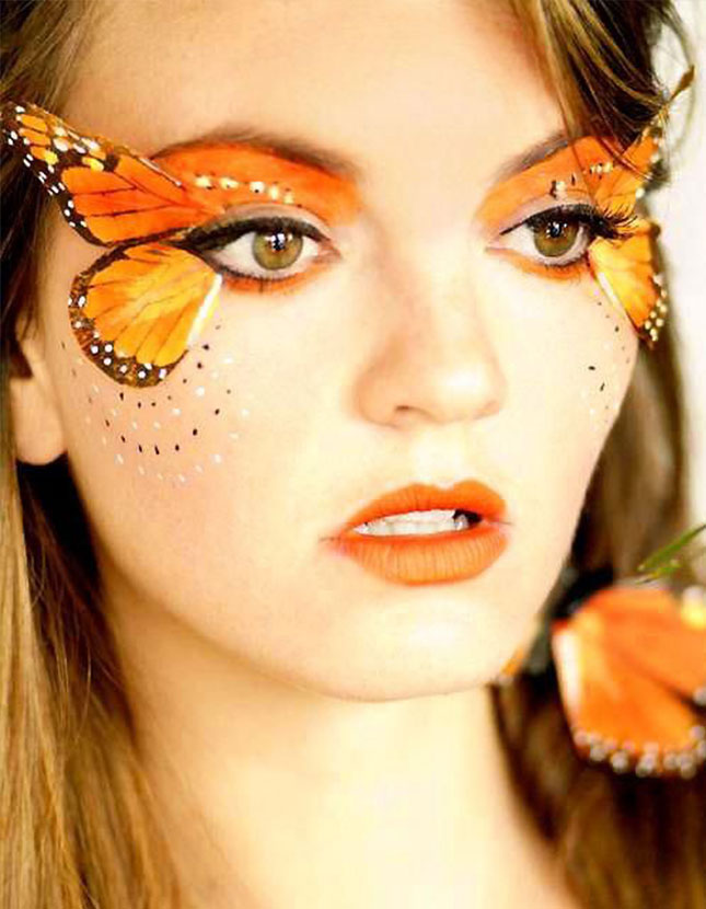 Makeup inspirations for Halloween