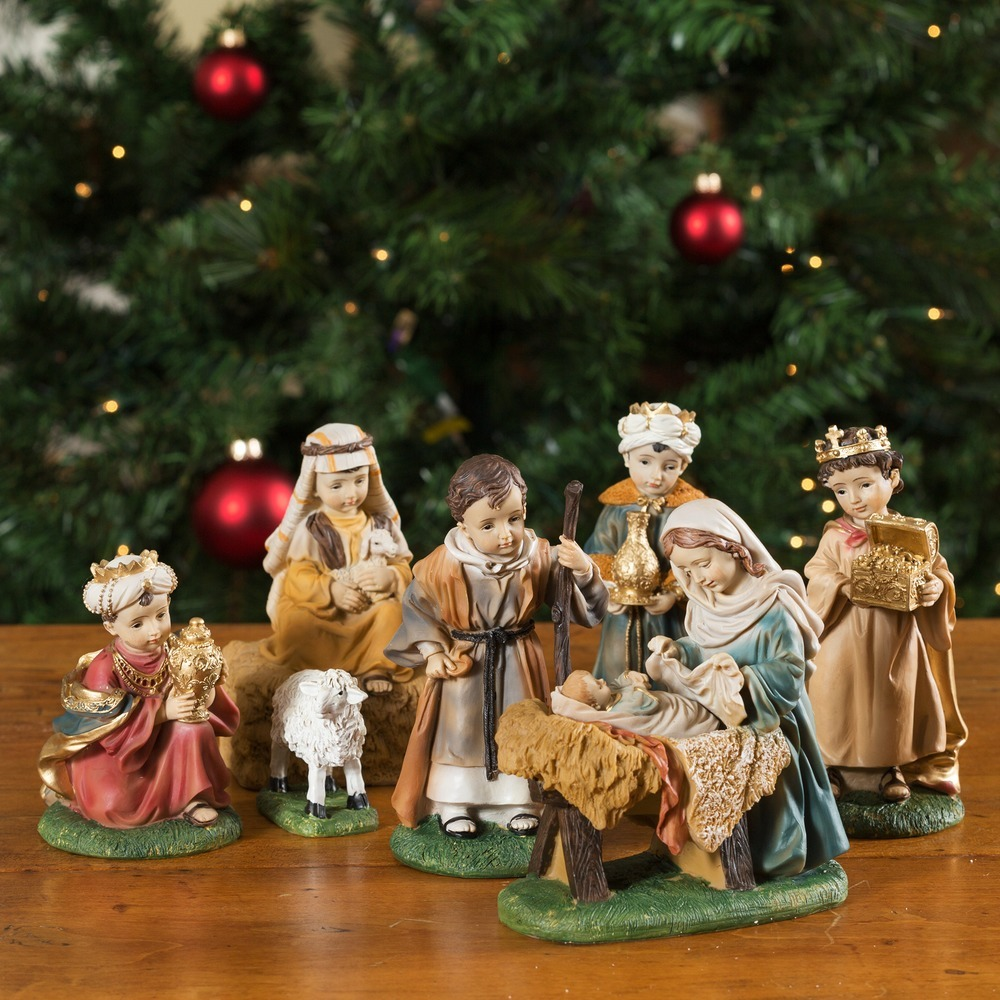 beautiful nativity scenes christmas outdoor decorations