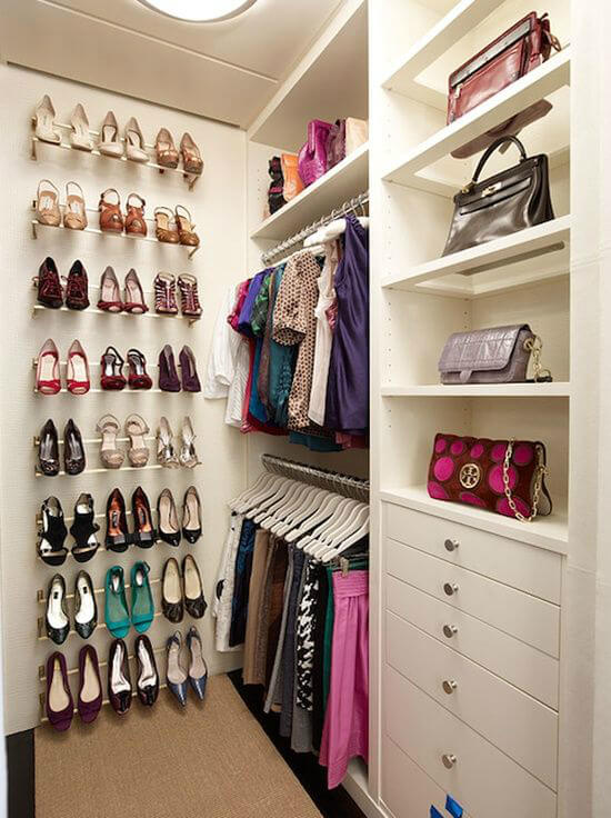 Ideas For Shoe Storage Should also be about Attractiveness
